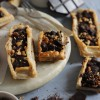 NUTELLA CHOCOLATE PUFF PASTRY TARTS