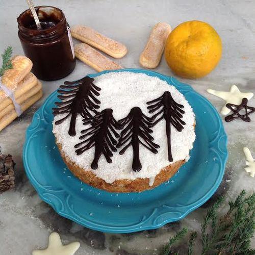 ORANGE WINTER CAKE