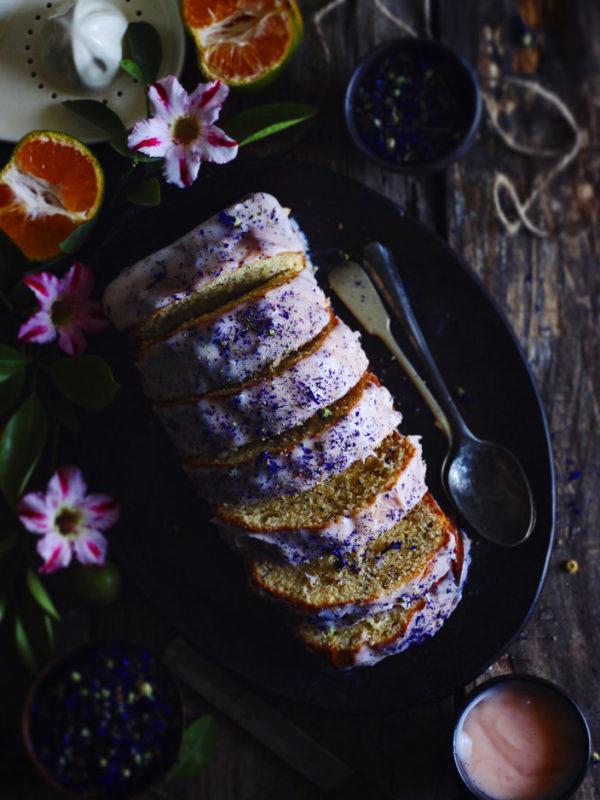 VANILLA CHIA LOAF CAKE