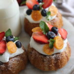 MINI FRUIT AND NUT CAKES