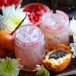 GRAPEFRUIT- PASSION FRUIT COOLER