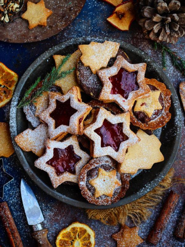ORANGE SPICE CHRISTMAS COOKIES