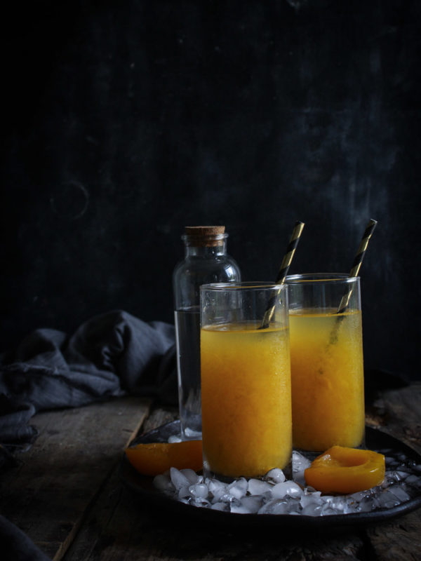PEACH- COCONUT COOLER