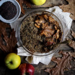 APPLE-PEAR QUINOA CRISP