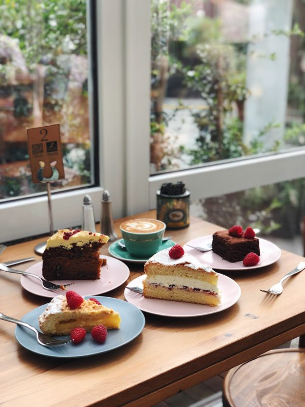 MOST INSTAGRAMABLE CAFES IN DUBAI