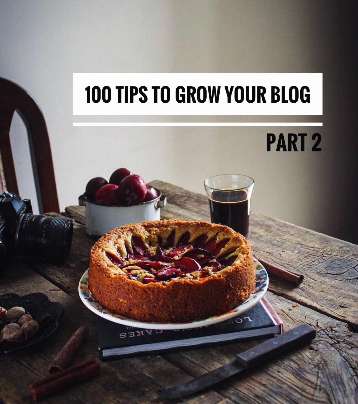 100 TIPS TO GROW YOUR BLOG