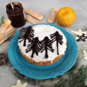 ORANGE WINTER CAKE