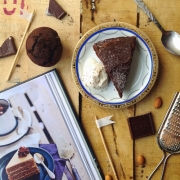 BACK TO BASICS CHOCOLATE CAKE