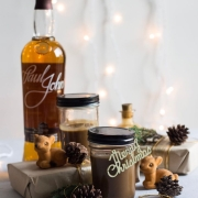 WHISKEY CARAMEL SAUCE