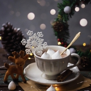 Best Homemade Spiced Hot Chocolate