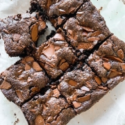 Gluten-free brownies- healthy recipe!