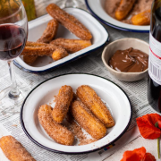 Churros- quick, easy, and yum!
