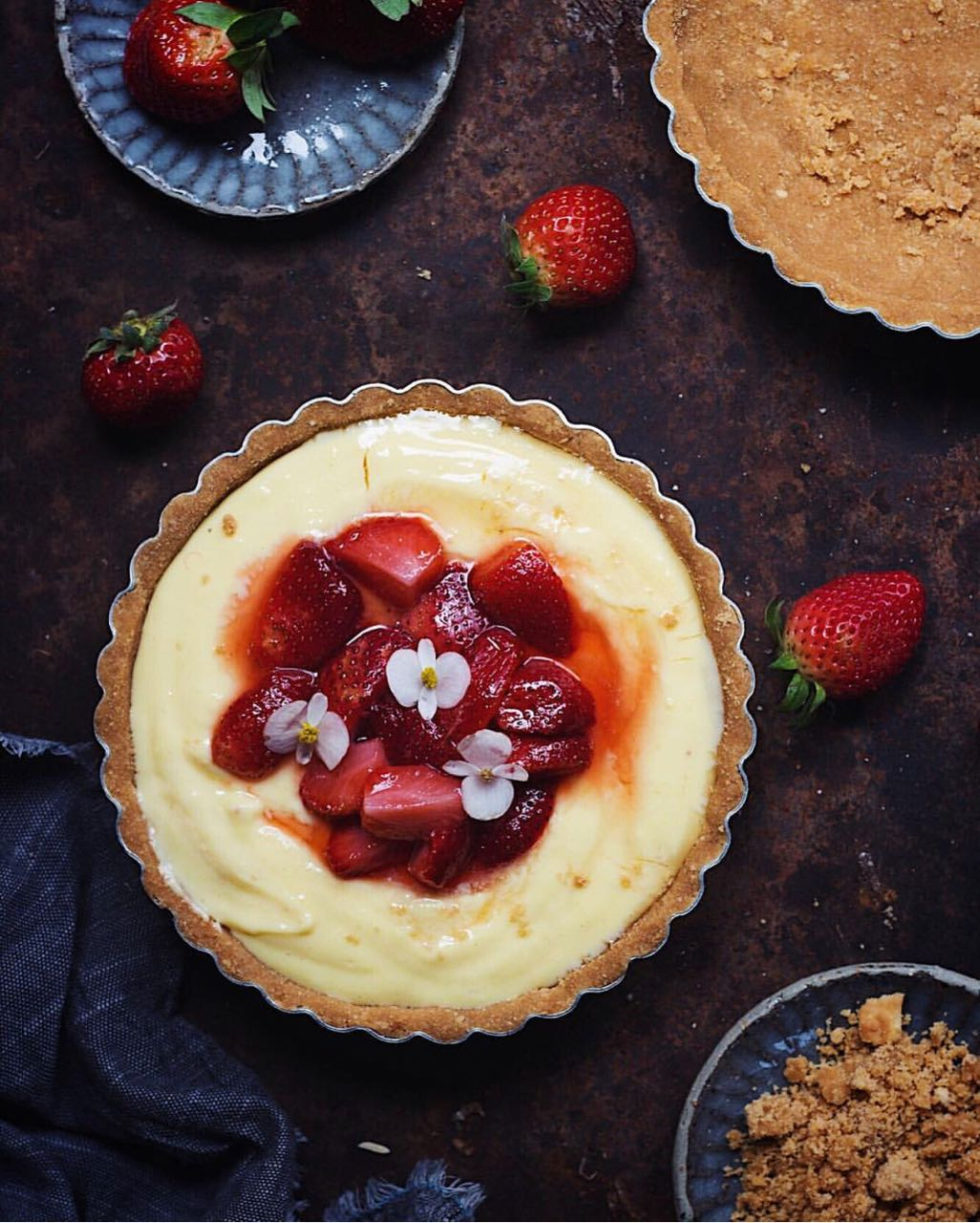 HOW TO MAKE PERFECT TARTS