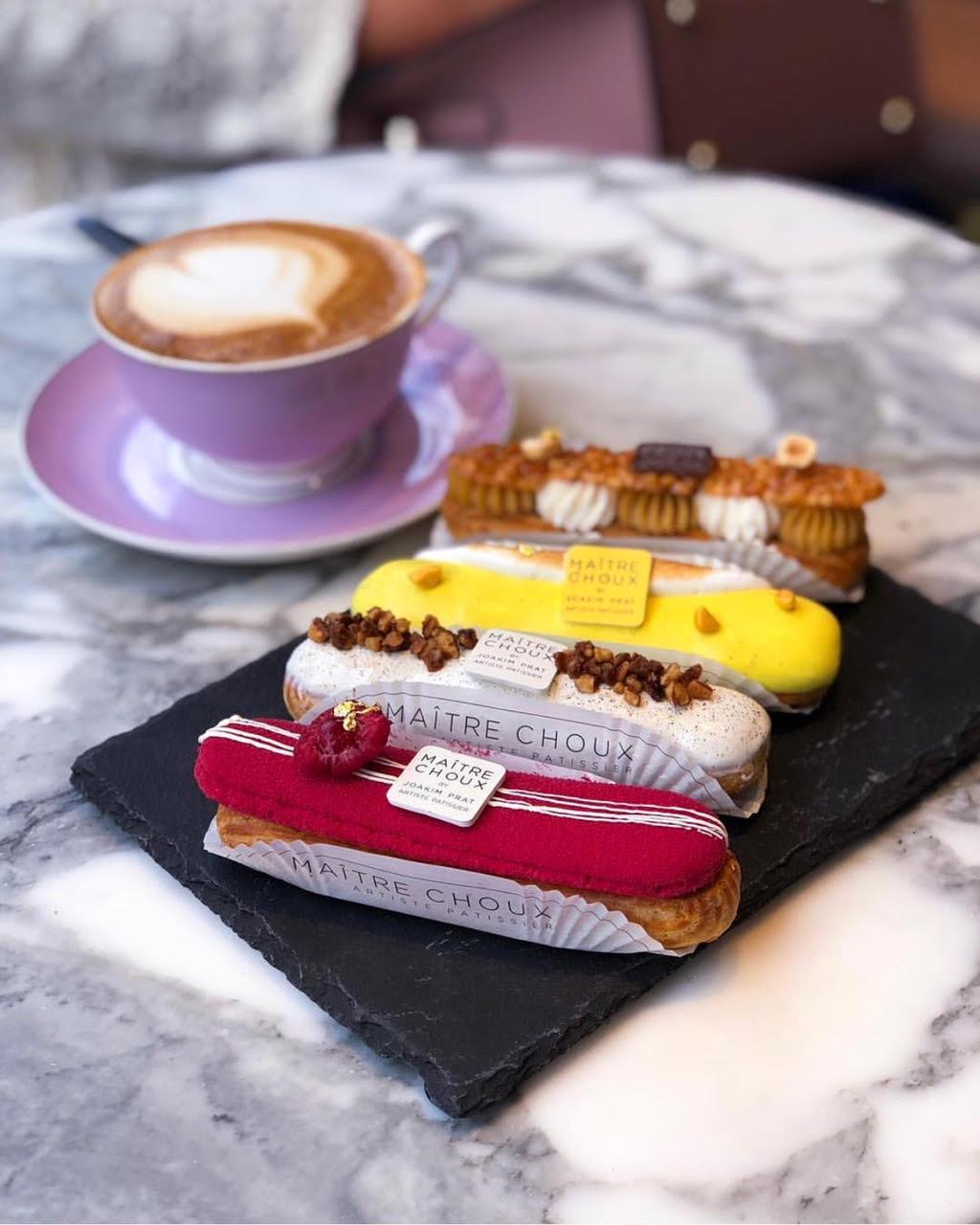 maitre choux london travel reccomendations london bakeries bake with shivesh