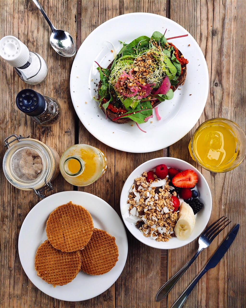 Amsterdam breakfast club