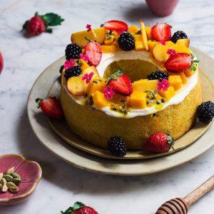 best mango cake recipe one bowl mango cake