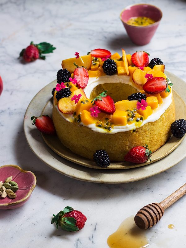 best mango cake recipe one bowl mango cake