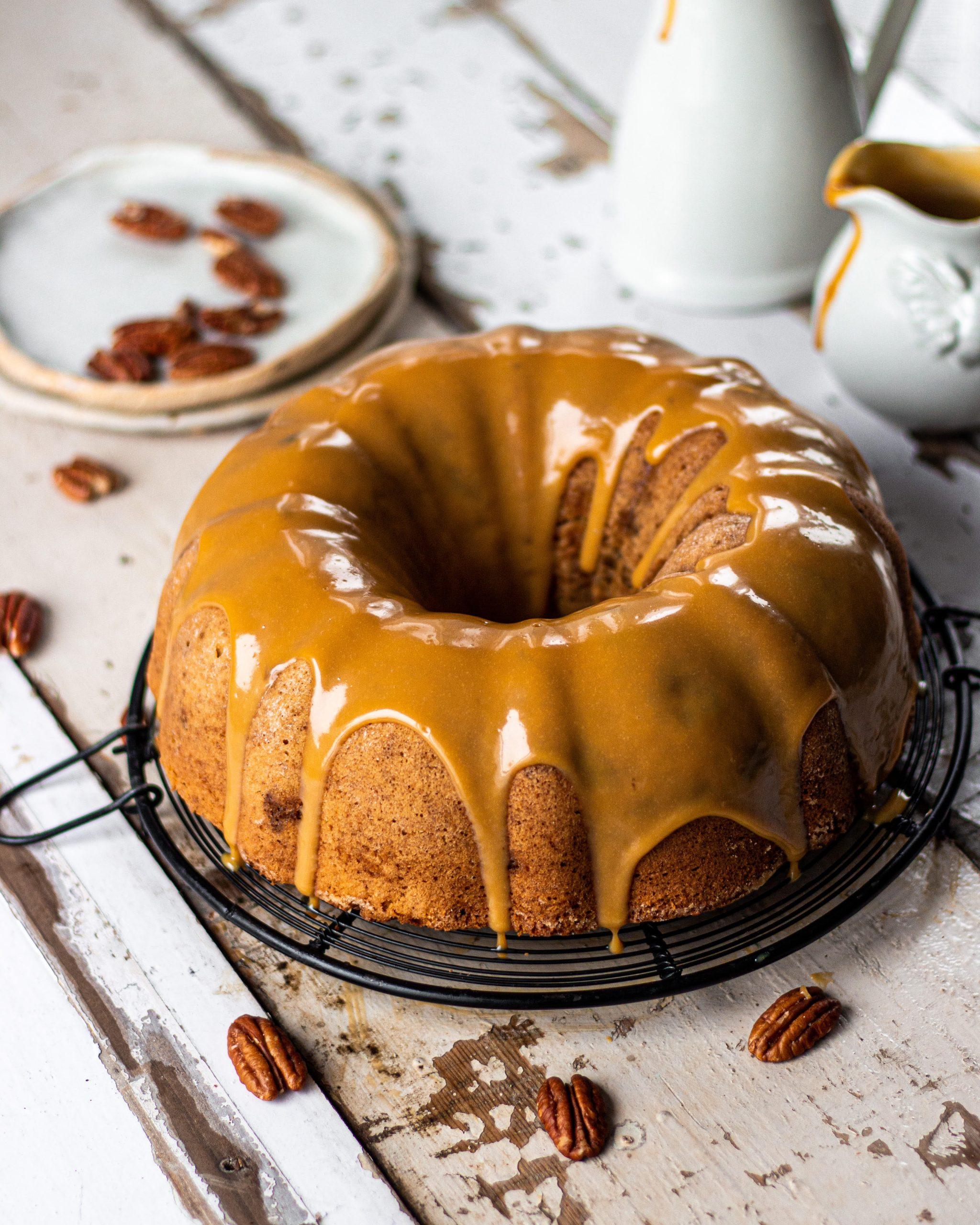 Pecan bundt cake recipe