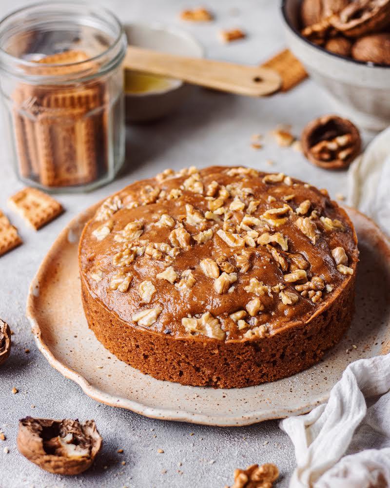 Parle-G Cake recipe