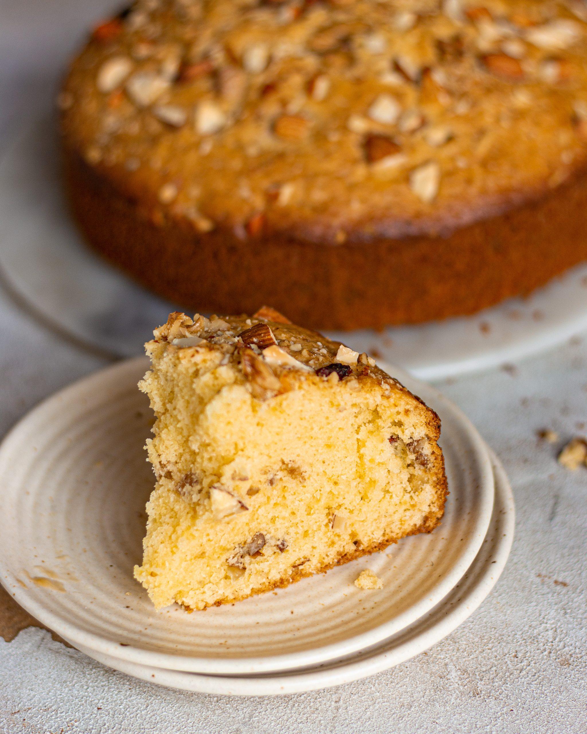 vanilla tea cake recipe