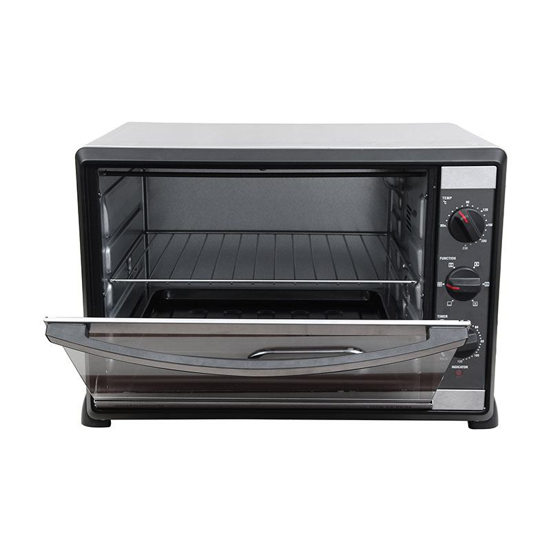 How to use oven for baking