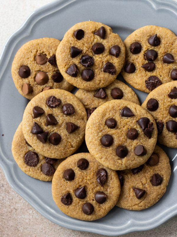 no oven chocolate chip cookie