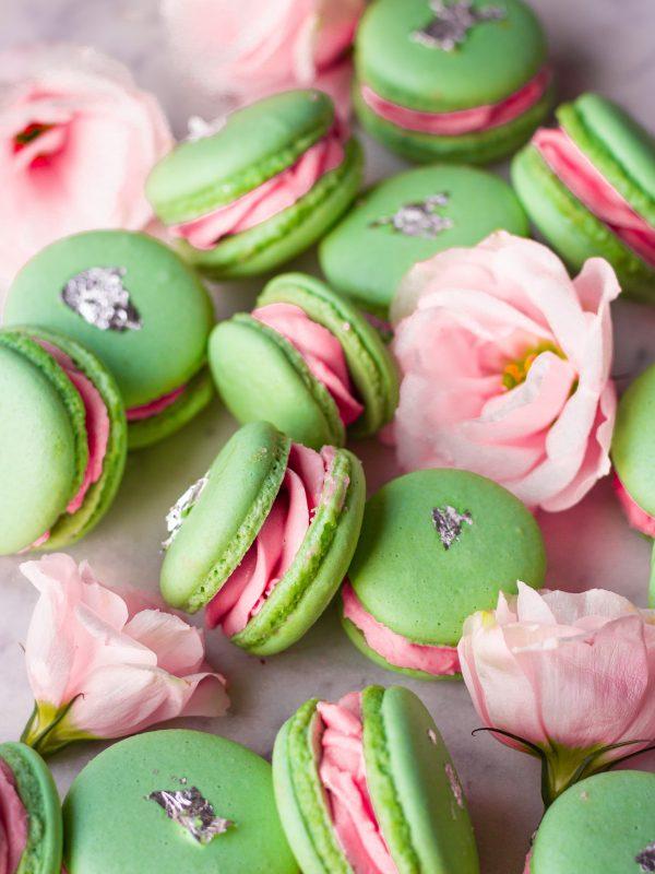 diwali macarons