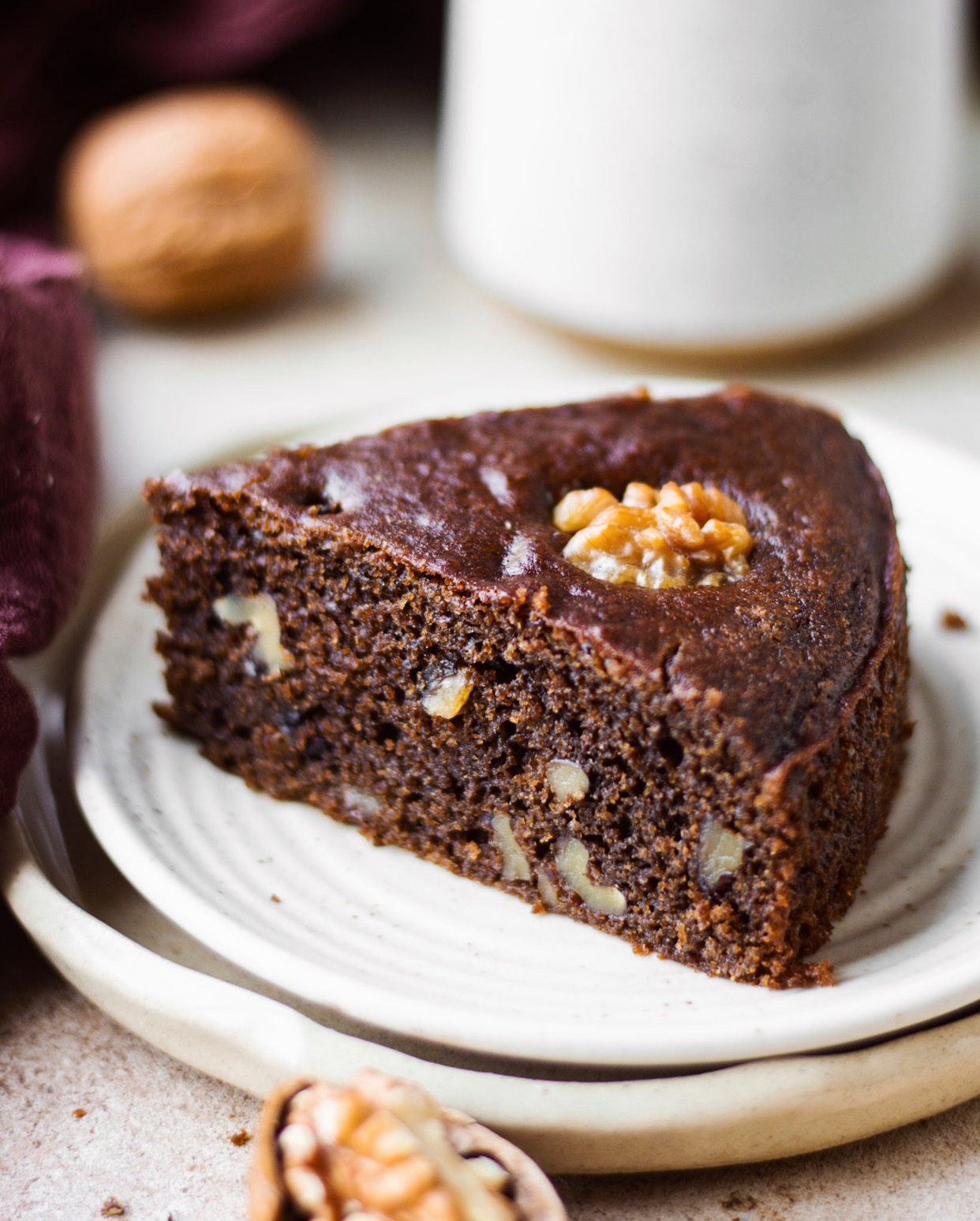 atta chocolate cake