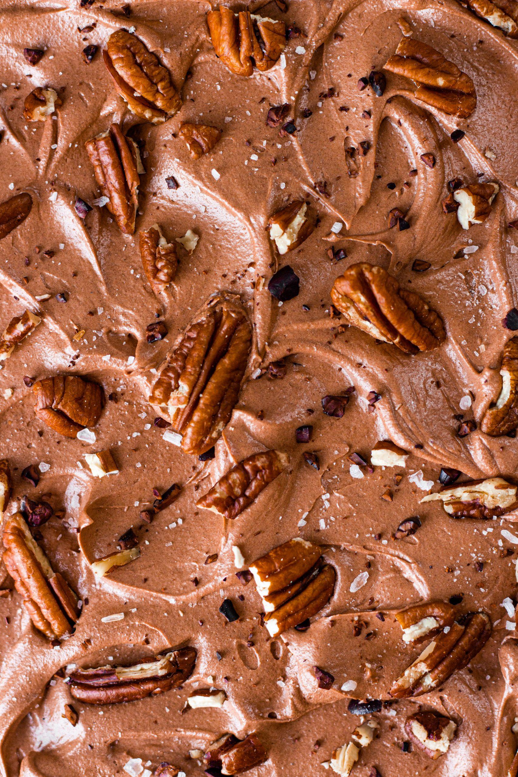 salted caramel chocolate ganache